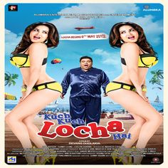"""Kuch Kuch Locha Hai """"Kuch Kuch Locha Hai"""" Previously titled Patel Rap is a 2015 Hindi comedy film. The film directed by Devang Dhola. Bollywood Movies List, Latest Bollywood Songs, Latest Movies, New Movies, Movies Online, Movies Free, Hd Movies Download, Romantic Films, 3d Video"""