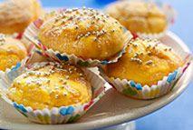 Lemon drizzle fairy cakes – Recipes – Slimming World