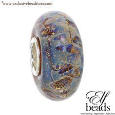 Elfbeads G140048 Galaxy Freckles Glass Bead