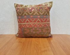 Hey, I found this really awesome Etsy listing at https://www.etsy.com/listing/237940582/old-kilim-pillow4040cm
