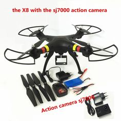 129.75$  Watch here - http://ali2b3.worldwells.pw/go.php?t=32653552302 - Syma X8W/X8C/X8 FPV Drone with Camera 12MP FHD drones with camera hd 6Axis dron Quadcopter RC Helicopter Fit SJ7000 quadrocopter 129.75$