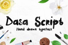 Dasa script by pa3x on @creativemarket