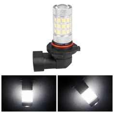 [US$5.59] HB5 650LM 4.8W 2835 SMD High Power White Car Light Source DRL Fog Headlight  #2835 #650lm #headlight #high #light #power #source #white