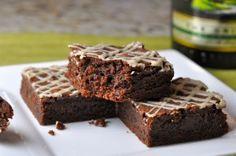 Bailey's Irish Cream Fudge Brownie