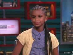 #1000BlackGirlBooks Founder Marley Dias Talks the Power of Representation on The Nightly Show