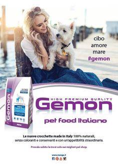 Gemon petfood dog