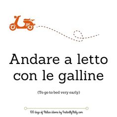 Day 29 of 100 Days of Italian Idioms by instantlyitaly.com