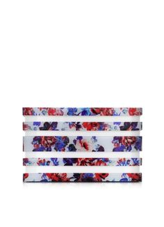 Mary+Katrantzou+Floral+Print+Small+Anna+Clutch
