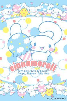 Sanrio: Cinnamoroll :)