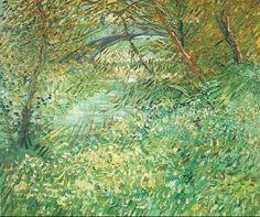 Van Gogh - Berges de la Seine au printemps
