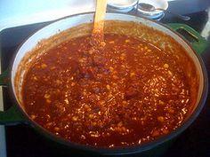 Best Superbowl Chili Recipe