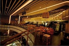 Madrid, Platea, a food complex inside the grand environs of the former Carlos III cinema