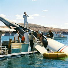Planet of the Apes - ANSA Recovery Capsule (Icarus) filmed on location in Lake Powell, Arizona Pierre Boulle, Science Fiction, Cinema Tv, Sci Fi Models, Planet Of The Apes, Famous Movies, Original Movie, Classic Films, Film Movie