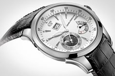 Introducing The Girard-Perregaux Traveller Collection: The Moon Phase Large Date & The New WW...