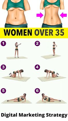 Fitness Workouts, Workout Hiit, 10 Minute Ab Workout, Full Body Gym Workout, Fitness Workout For Women, Yoga Fitness, Workout Plans, Woman Workout, Fitness Motivation