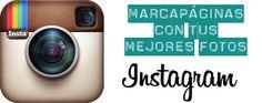 Un marcapáginas con tus mejores fotos de Instagram - El tarro de ideasEl tarro de ideas
