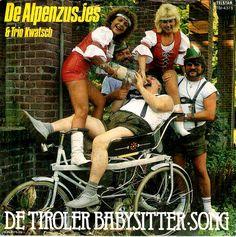 de alpenzusjes & trio kwatsch : de tiroler babysitter song