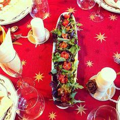 Ensalada festiva #vegan #veganfood #veganfoodporn #veganfoodshare #plantbased #plantstrong #instafood #instafoodie #salad #Padgram