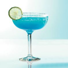 Blue Lagoon Margaritas Recipe