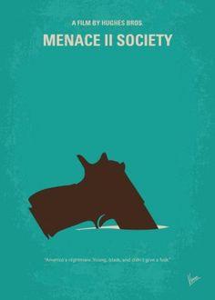 minimal minimalism minimalist movie poster chungkong film artwork design menace ii society