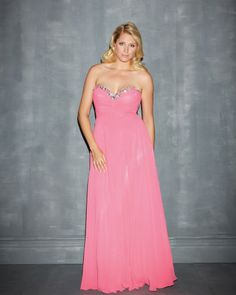 Night Moves Dresses - 2014 Prom Dresses - International Prom Association #wewearpink #ipaprom