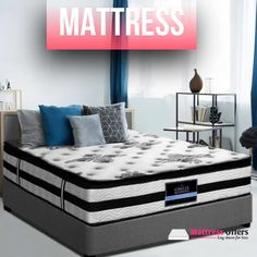 Opt for the premium mattress that suits your sleeping style  🛍LAY DOWN FOR LESS At #MATTRESSOFFERS - FOR YOUR BEAUTIFUL HOUSE🛍   If you wake up with chronic pain in your back, joints or neck or whether you keeping tossing and turning the sides to find your comfortable sleep position, then it's a serious concern. There's nothing wrong with you but these are signs that your bed needs a new #Afterpaymattress.  #shophumm Mattress Protector, Chronic Pain, Suits You, Turning, Beautiful Homes, Finding Yourself, Sleep, Signs, Bed