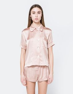 Shelby PJ Top in Bare
