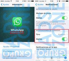 #WhatsApp para #iOS nos permitirá grabar las llamadas VoIP