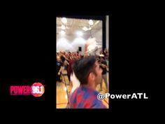 Power 961 at Dunwoody High School - YouTube