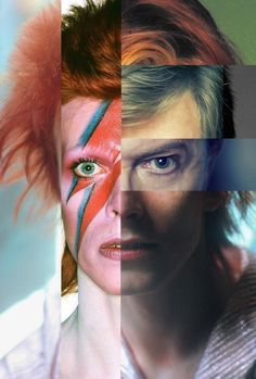Faces of Bowie David Bowie Starman, David Bowie Art, David Bowie Ziggy, Angela Bowie, Heavy Metal, Duncan Jones, Foto Fantasy, Ziggy Played Guitar, El Rock And Roll