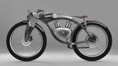 The Retro-Styled Munro Motor 2.0 eBike