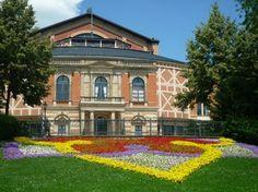 Festspielhaus (opera) - Bayreuth, Germany