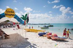 The water sports hut at the Aruba Marriot Resort & Stellaris Casino; Oranjestad, Aruba