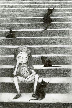 Black and White | Juana Martinez-Neal