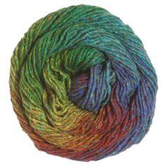 Cascade Tangier - 2 balls for a scarf