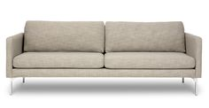 Echo Rain Cloud Gray Sofa - Sofas - Article | Modern, Mid-Century and Scandinavian Furniture