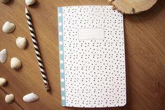 Notebook design by Sostrene Grene
