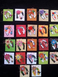 Quilling magnets Quilling Flowers, Quilling Cards, Baba Marta, 8 Martie, Paper Crafts, Diy Crafts, School Lessons, Sunflowers, Handmade Cards