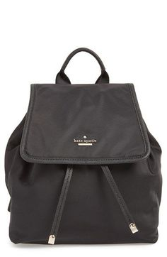 86a97cff374 kate spade new york 'molly' nylon backpack available at #Nordstrom Mode  Tassen,