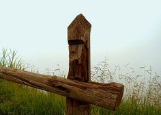 Cruz de la cerca