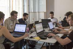 Szakmai tréning gyakorlat a Szoftverfejlesztő OKJ tanfolyamon