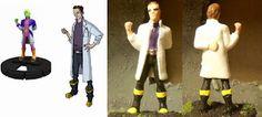 mini-ventures: Dr. Mindbender - Cobra Scientist
