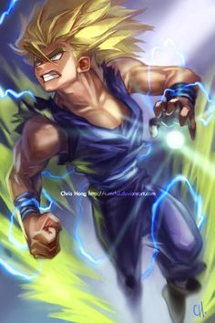 dragon ball fan art - Buscar con Google