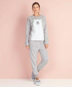2a4bcf47f8 oysho pijama oso