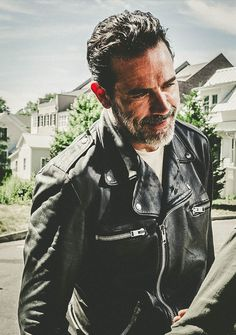 """ithoughtyoumightcall: """"""""Jeffrey Dean Morgan as Negan in The Walking Dead. """" """""""