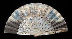 Fan 1855–65 European