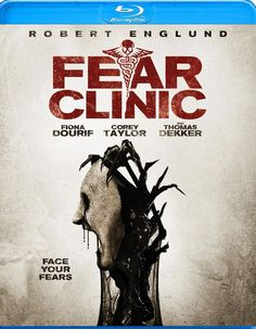 Enter our free contest today to win a copy of FEAR CLINIC on Blu-ray starring Robert Englund and Slipknot's Corey Taylor.