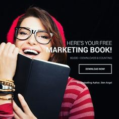 Need help with your business & personalbranding?  Grab yourself a FREE copy this cheeky bestselling marketing book downloaded by over 60,000 entrepreneurs worldwide.  Head to: www.benangel.co now to download your free 300 page marketing book.