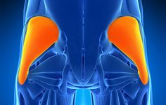 Gluteus medius… You're Ignoring An Essential Muscle That Protects Your Joints—Here Are 3 Exercises To Strengthen It Natural Remedies For Arthritis, Rheumatoid Arthritis Treatment, Strengthen Hips, Glute Medius, Glute Minimus Exercises, Stability Exercises, Hip Stretches, Workout Exercises, Workout Ideas