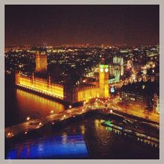 My fight on the London Eye